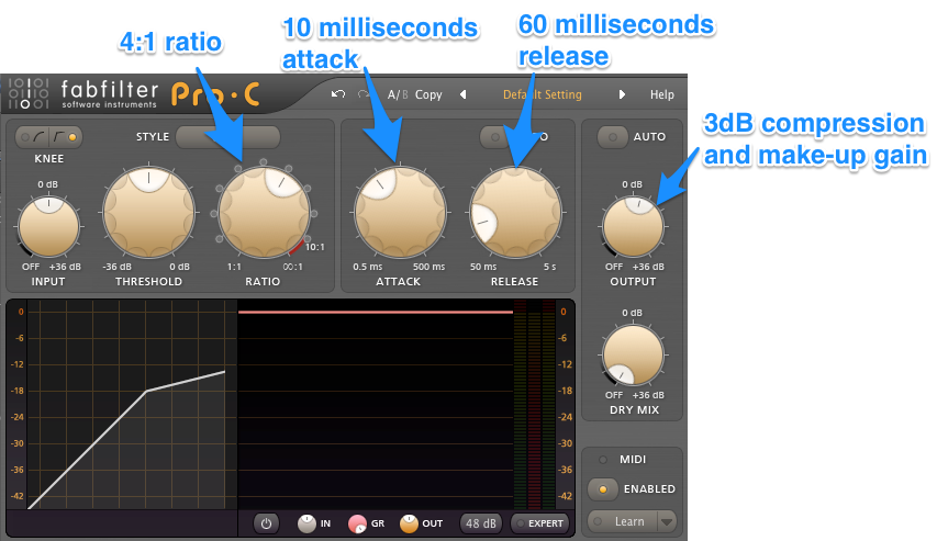Mixing Drums - Mixing Claps - Compression - Mixing Drums - Mixing Bass